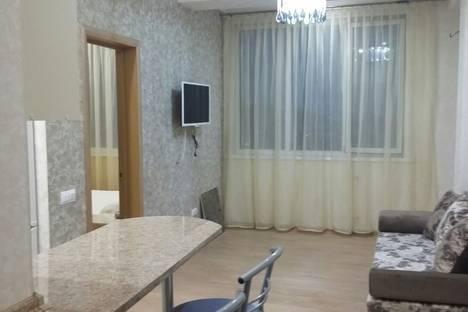 Сдается 2-комнатная квартира посуточно в Адлере, улица Ленина 288.
