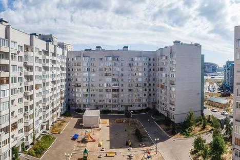 Сдается 1-комнатная квартира посуточно, проспект Ямашева, 101.