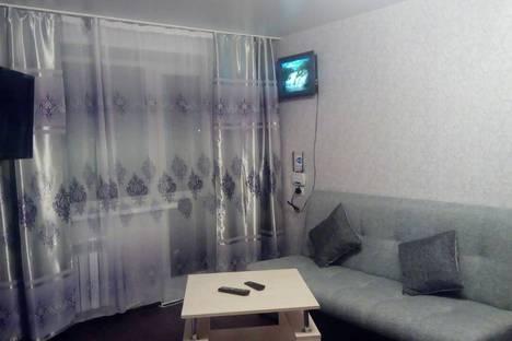 Сдается 1-комнатная квартира посуточно в Новокузнецке, улица Циолковского 48.