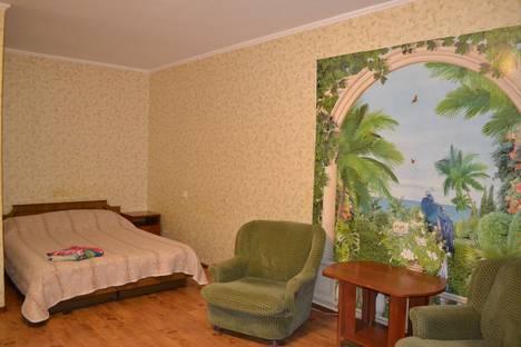 Сдается 1-комнатная квартира посуточно в Симферополе, Крымских Партизан 2а.