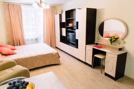 Сдается 1-комнатная квартира посуточно в Томске, улица Матросова 3.