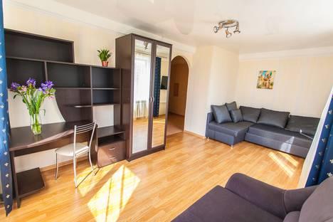 Сдается 1-комнатная квартира посуточно в Санкт-Петербурге, пр. Юрия Гагарина д.14 к.5.