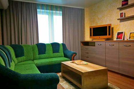Сдается 1-комнатная квартира посуточнов Витебске, улица Правды, 66к.