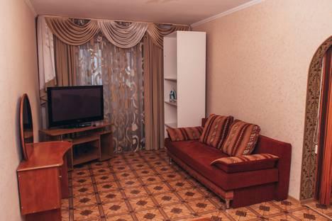 Сдается 1-комнатная квартира посуточно в Омске, Орджоникидзе, 162.