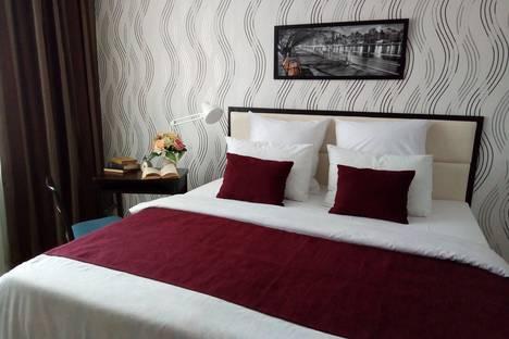 Сдается 1-комнатная квартира посуточно в Пушкине, Колокольный переулок, 6 корпус 2.