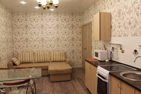 Сдается 3-комнатная квартира посуточнов Кировске, Олимпийская улица, 89.