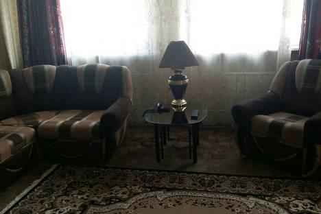 Сдается 2-комнатная квартира посуточно в Ступине, улица Куйбышева 29/28.