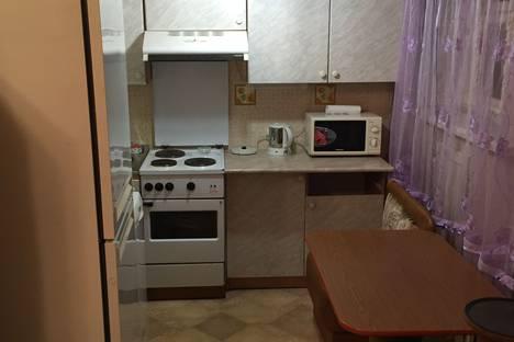 Сдается 1-комнатная квартира посуточно в Воркуте, улица Суворова 20а.