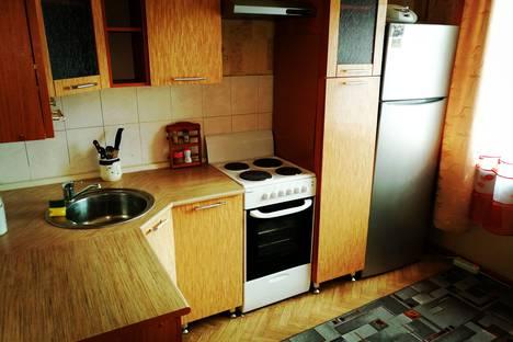 Сдается 1-комнатная квартира посуточнов Ханты-Мансийске, улица Чехова, 51.