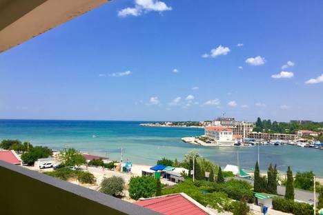 Сдается 2-комнатная квартира посуточнов Балаклаве, Пляж Омега 4/5( набережная).