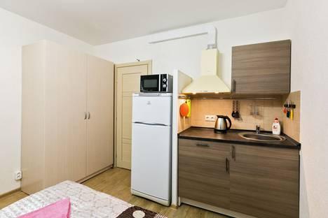 Сдается 1-комнатная квартира посуточно в Москве, Привольная улица, 1 корпус 2.