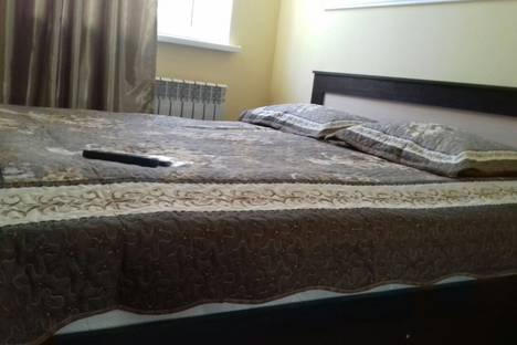 Сдается 1-комнатная квартира посуточнов Атырау, Авангард, микрорайон 4, дом 12б.