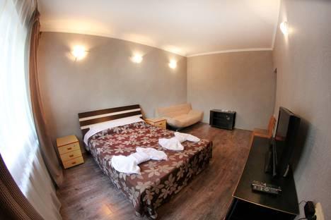 Сдается 1-комнатная квартира посуточно в Алматы, улица Коктем 1 8.