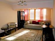 Сдается посуточно 2-комнатная квартира в Алматы. 70 м кв. Достык 36- Карасай батыр