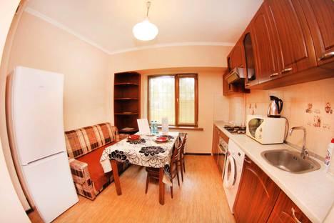 Сдается 1-комнатная квартира посуточно в Алматы, Алматинская область, Басенова 41/1-Розыбакиева.
