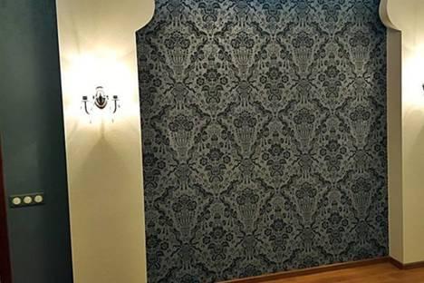 Сдается 3-комнатная квартира посуточнов Красной Поляне, Эстонская улица, 37.