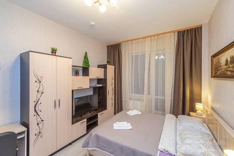 Сдается 1-комнатная квартира посуточно, Пулковское шоссе, 14с6.