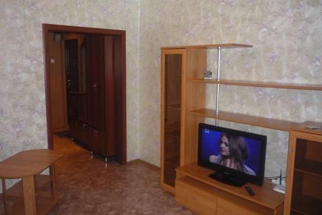 Сдается 2-комнатная квартира посуточнов Прокопьевске, улица Есенина 88.