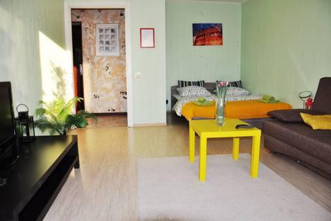 Сдается 1-комнатная квартира посуточно в Омске, улица Пушкина д.39.