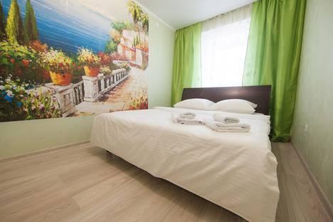 Сдается 3-комнатная квартира посуточно в Тюмени, улица Монтажников 61.