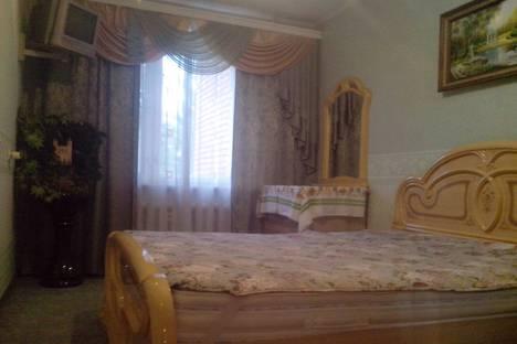 Сдается 4-комнатная квартира посуточнов Пензе, ул. Пролетарская 10.