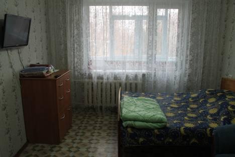 Сдается 2-комнатная квартира посуточно в Нижнекамске, улица Мурадьяна, 8А.