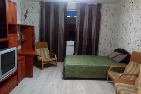 Сдается 1-комнатная квартира посуточнов Калининграде, улица Автомобильная 17.