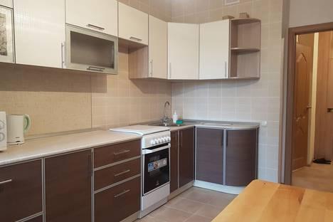 Сдается 1-комнатная квартира посуточно в Ульяновске, Кирова 6.