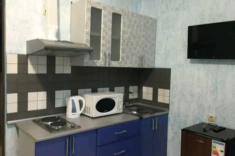 Сдается 2-комнатная квартира посуточнов Красной Поляне, Новогорная 6.