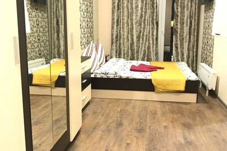 Сдается 1-комнатная квартира посуточно в Мытищах, улица Летная 21/3.
