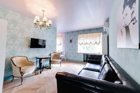 Сдается 2-комнатная квартира посуточнов Реутове, Малый Патриарший переулок, 5с2.