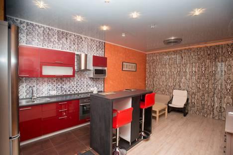 Сдается 1-комнатная квартира посуточнов Тюмени, улица Малыгина, 90.