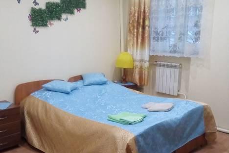 Сдается 4-комнатная квартира посуточнов Иванове, Батурина,17.