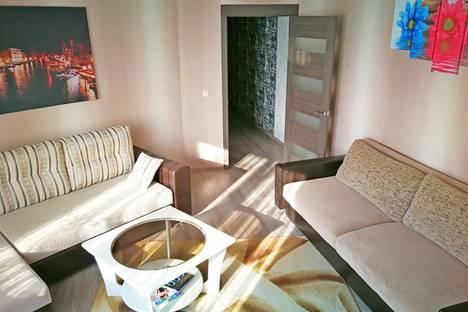 Сдается 1-комнатная квартира посуточнов Витебске, улица Правды 66к.