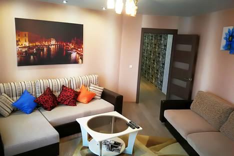 Сдается 1-комнатная квартира посуточно в Витебске, улица Правды 66к.