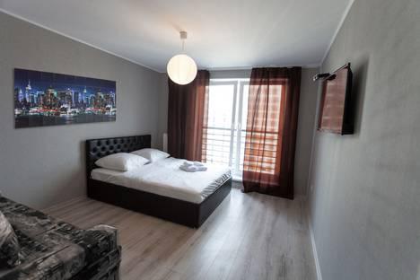 Сдается 1-комнатная квартира посуточно в Тюмени, 50 лет Октября, 57A, к1.