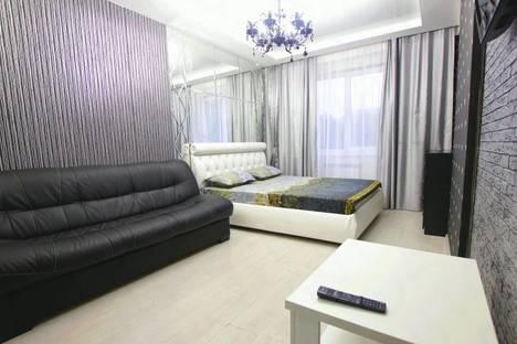 Сдается 1-комнатная квартира посуточнов Ленинске-Кузнецком, Юбилейная улица, 10А.