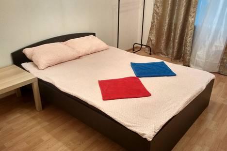 Сдается 1-комнатная квартира посуточнов Казани, Kazan, улица Бондаренко, 6А.
