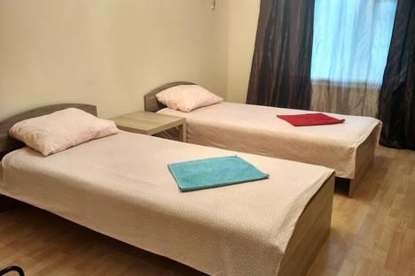 Сдается 1-комнатная квартира посуточнов Казани, улица Бондаренко, 6А.