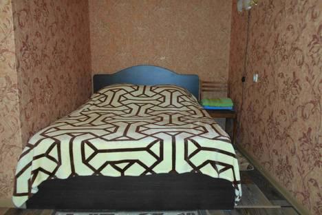 Сдается 1-комнатная квартира посуточно в Сызрани, улица Дзержинского, 11.