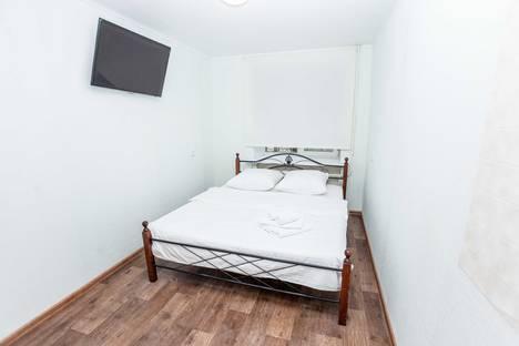 Сдается 1-комнатная квартира посуточно в Тюмени, Харьковская улица, 69.