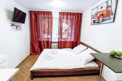 Сдается 1-комнатная квартира посуточнов Тюмени, Харьковская улица, 69.
