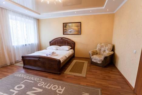 Сдается 2-комнатная квартира посуточно в Тюмени, улица Первомайская 60 1.