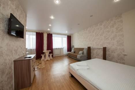 Сдается 1-комнатная квартира посуточно в Красноярске, улица Карла Маркса, 92.