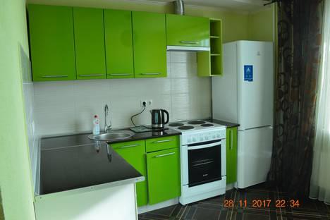 Сдается 1-комнатная квартира посуточно, проезд Репина, 32.