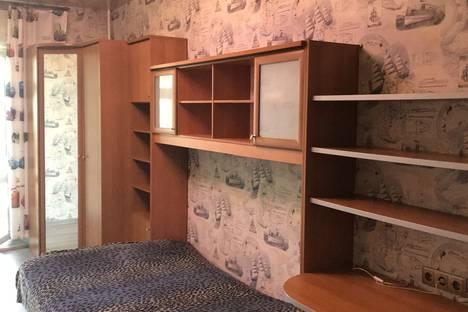 Сдается 3-комнатная квартира посуточно в Иркутске, Красноярская улица, 31.