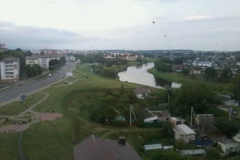 Сдается 2-комнатная квартира посуточно в Орше, Текстильщиков,37.