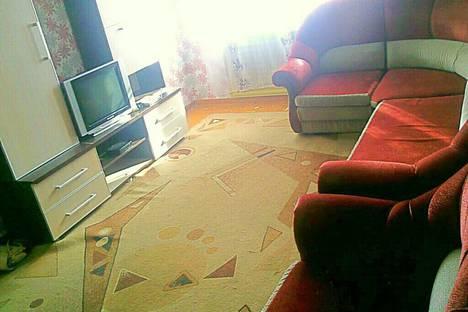 Сдается 1-комнатная квартира посуточно в Череповце, ул. Гоголя, 17.