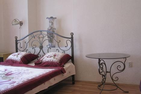 Сдается 1-комнатная квартира посуточно в Кисловодске, улица Ермолова, 15.