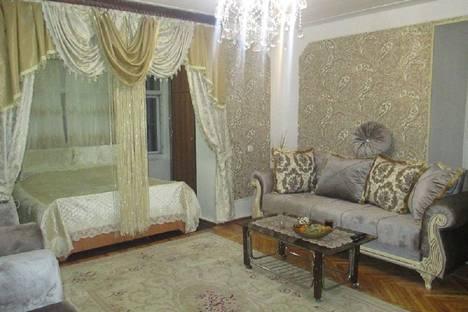 Сдается 1-комнатная квартира посуточно в Баку, Bakı, улица Физули, 53.